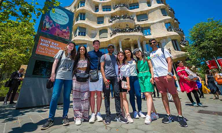 Coventry continues to top tables for international student experiences
