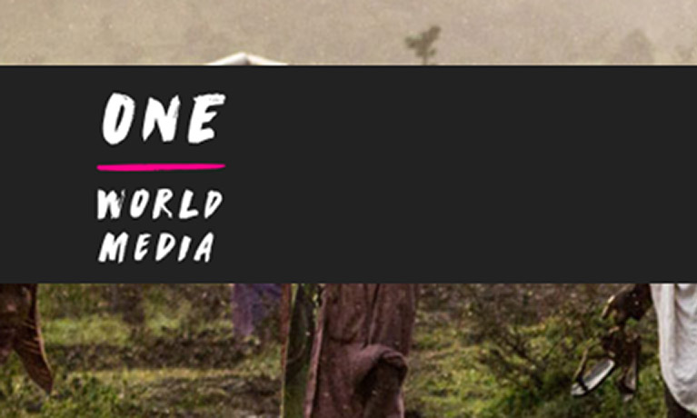 Katharine Jones joins the One World Media Awards as a judge