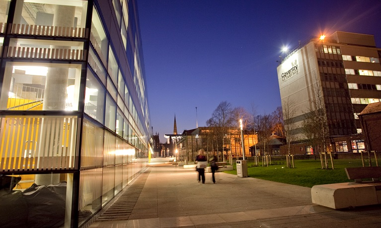 Coventry University joins EY and KPMG supplier communities to deliver training programmes to the Civil Service