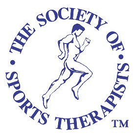 The Society of Sport Therapists logo