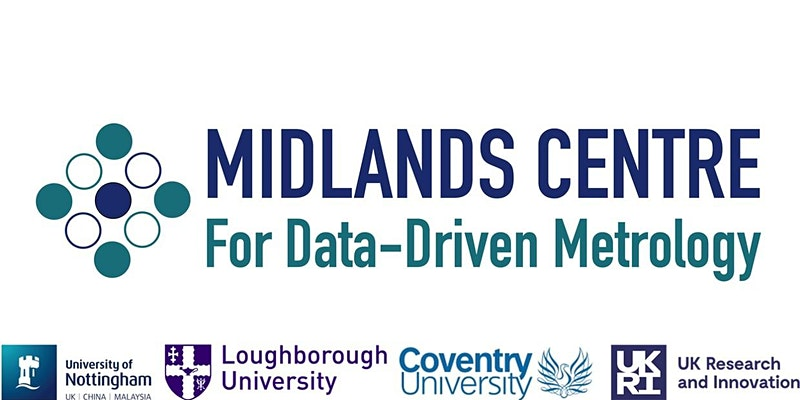 MCDDM logo featuring University of Nottingham, Loughborough University, Coventry University and UK Research and Innovation logos