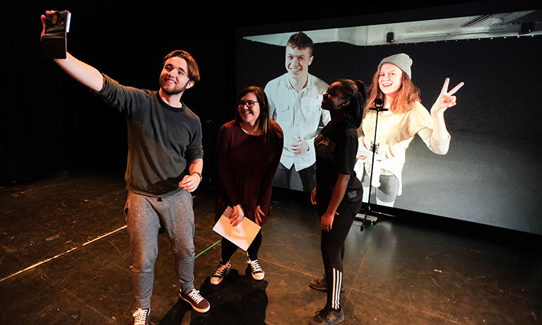 Pioneering theatre portal takes top spot at global education awards