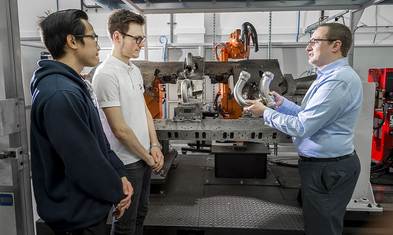 AME welcomes the next generation of engineers as demand for courses remains high