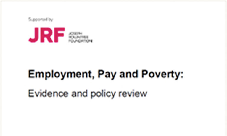 Employment, pay and poverty report reviews national policy