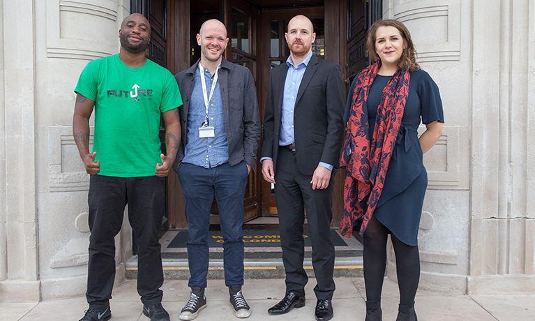 CU London welcomes young and old in social inclusion boost