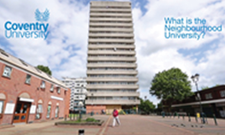 Building an Urban Serving University: a social relations programme for Coventry