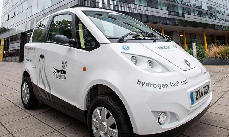 "Hydrogen showcase is a ""flag in the sand"" for West Midlands' low carbon credentials"