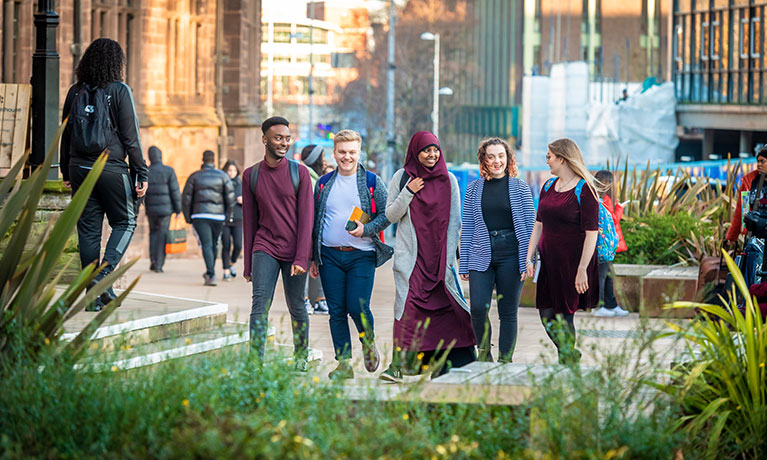 Five ways I got more than a degree from Coventry University