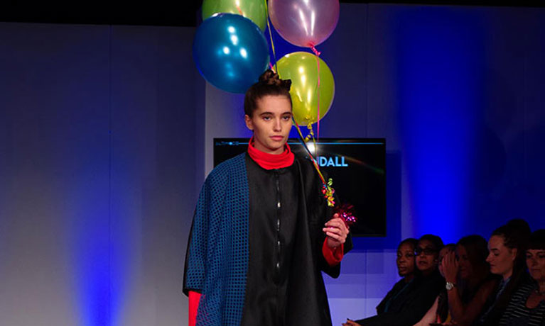Coventry fashion student will take bold colours to Midlands Fashion catwalk