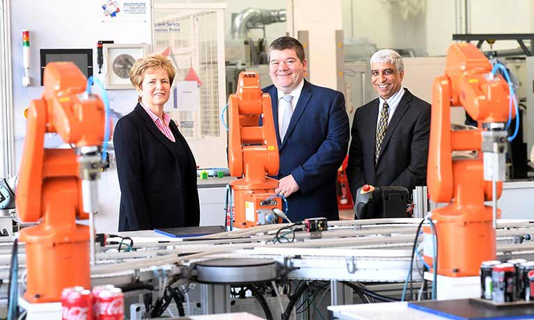 Coventry University named in the first West Midlands Industrial Strategy