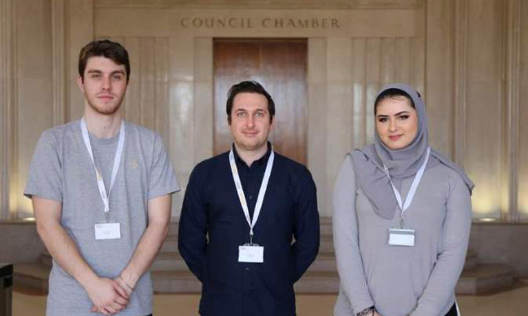 CU London welcomes its first apprentices
