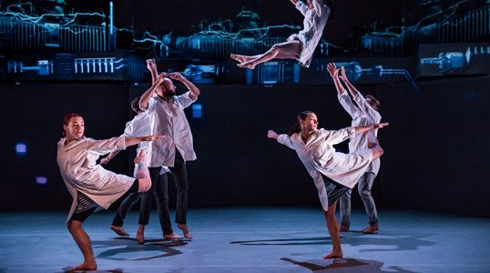 MA Dance-Theatre in Association with Motionhouse
