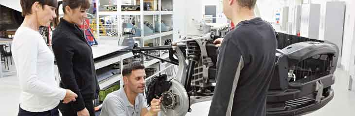 Automotive Engineering college degrees by major
