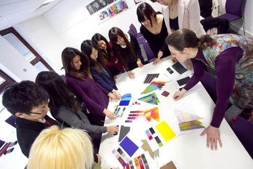 Fashion Merchandising college subjects uk