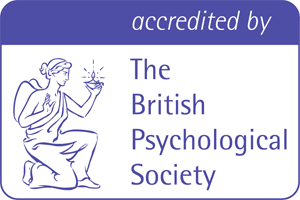 Accredited by the British Psychological Society