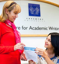 Academic Support - signpost image