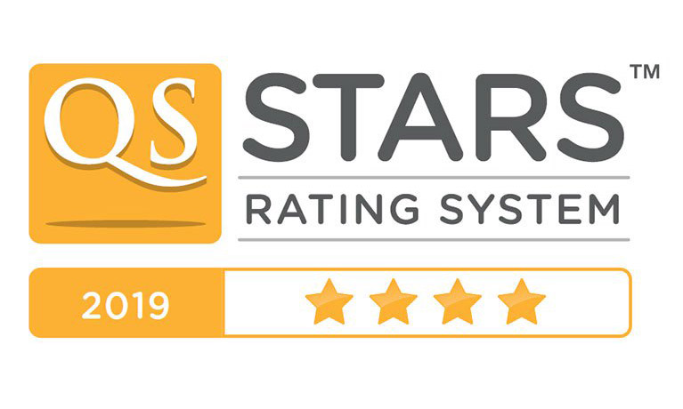 QS Stars ratings