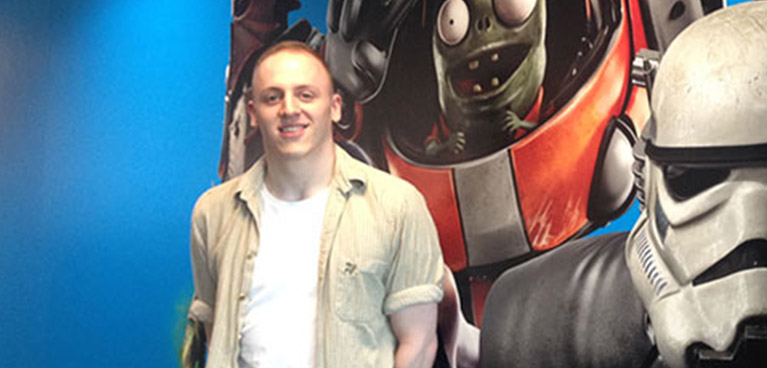 Placement at EA Guildford