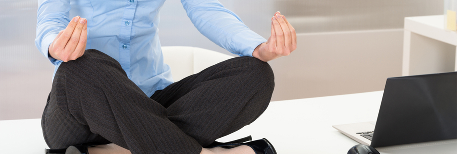 Yoga, meditation counter gene expression changes that cause stress