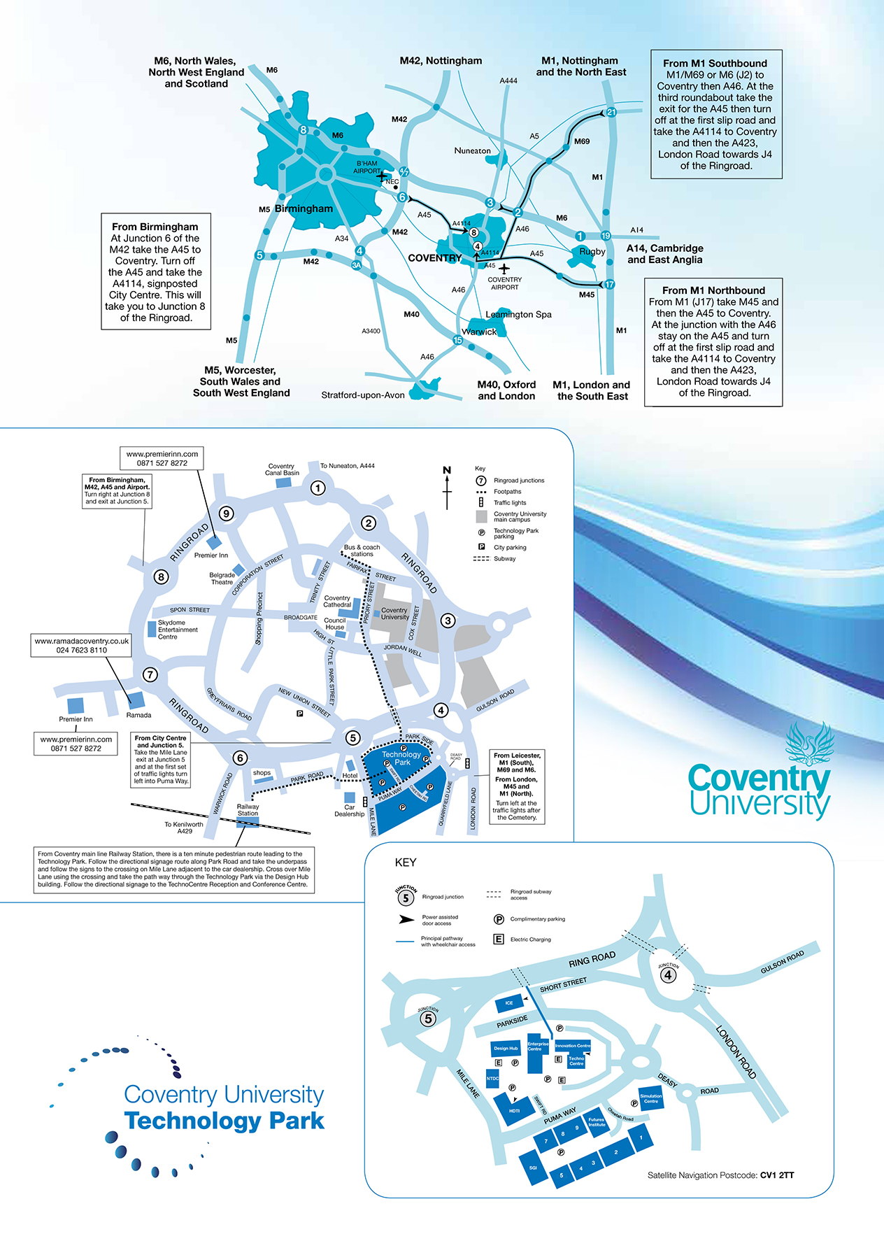 Ntdc coventry university for Coventry federal plans