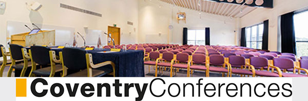 Conference Facilities - signpost image