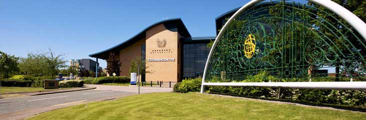 Coventry university technology park for Coventry federal plans