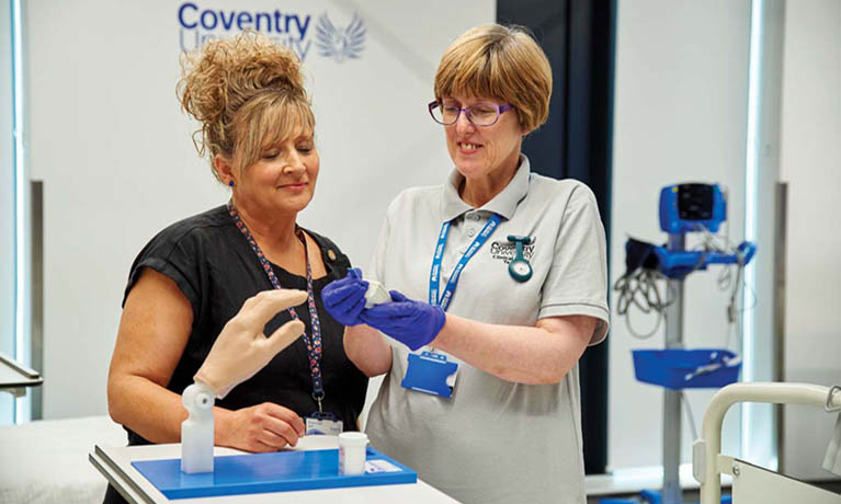 Coventry University researcher develops innovative glucometer device