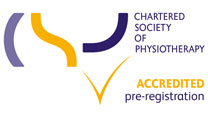 Chartered Society of Physiotherapy - Accredited Pre-registration