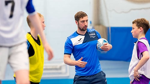 Sports Coaching BSc (Hons)