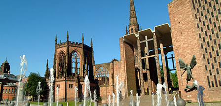 Coventry and Warwickshire