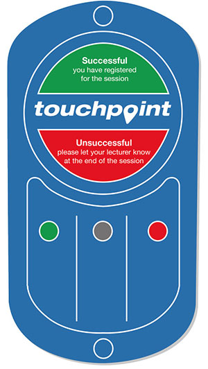 Touchpoint-scanner