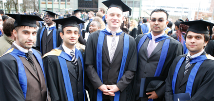 Graduation | CU Coventry