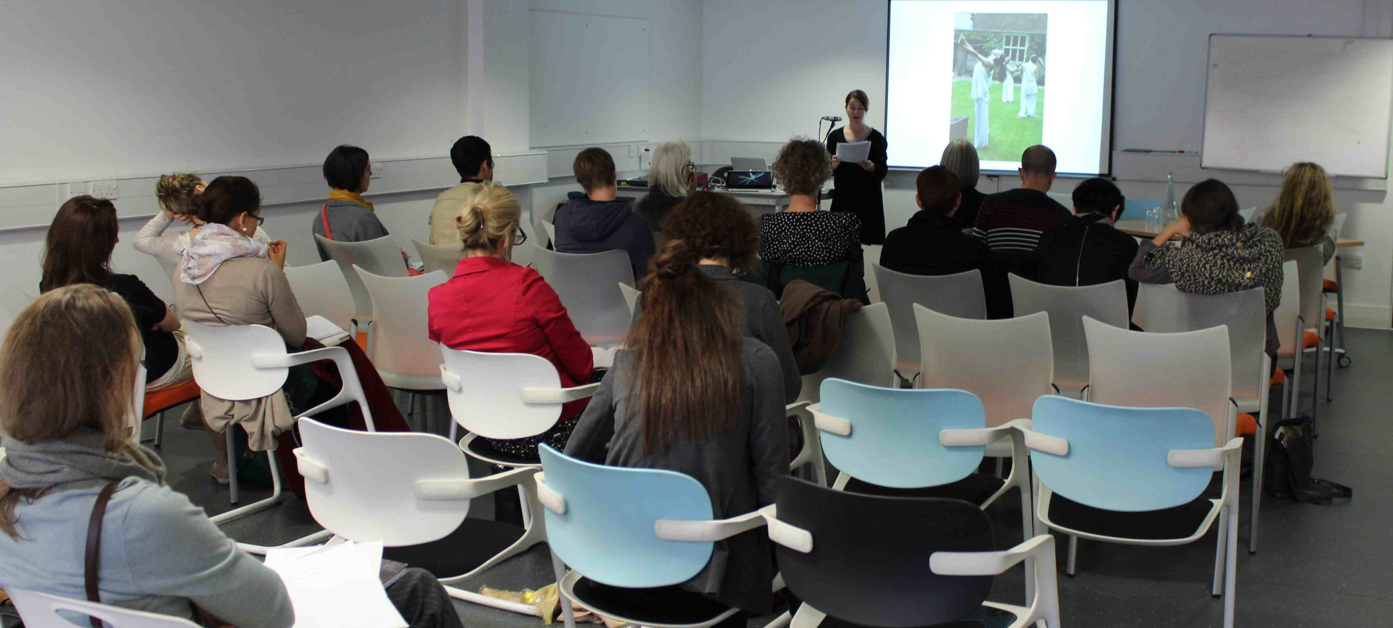 Research Seminar Series: Hetty Blades - signpost image
