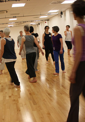 Dance & Somatic Practices Conference 2015