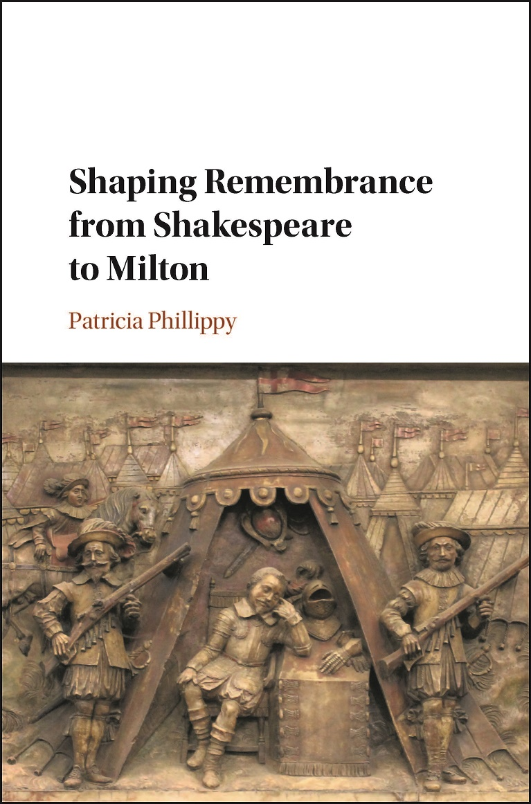 767 Shaping Remembrance from Shakespeare to Milton_Cover.jpg
