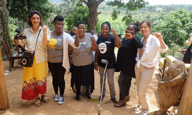 Collaborative research project launched to advance Women's Communal Land Rights in Africa