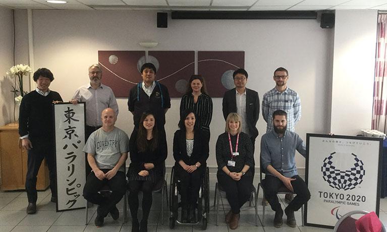 ESRC Japan visit