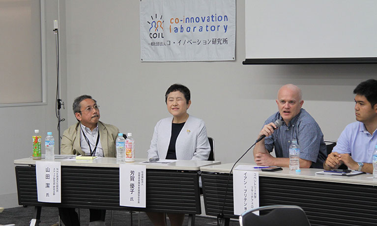 Sustainable society through Tokyo 2020