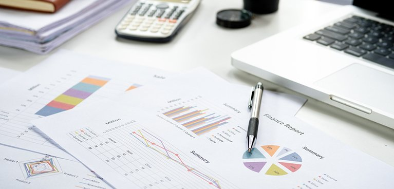 Financial statements, budgets & reports