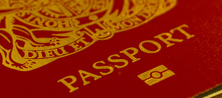 Visas and Immigration - signpost image