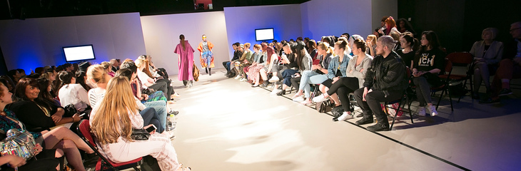 Fashion graduates show off style for Midlands Awards