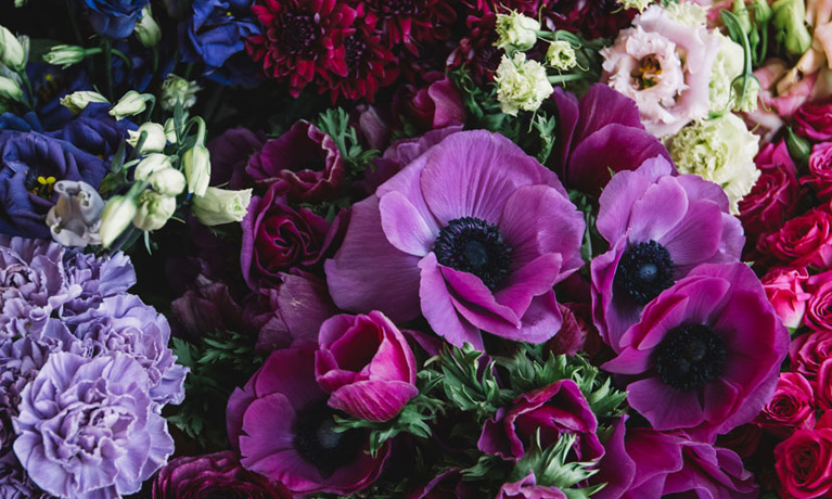 Sustainability moves up the agenda for British florists