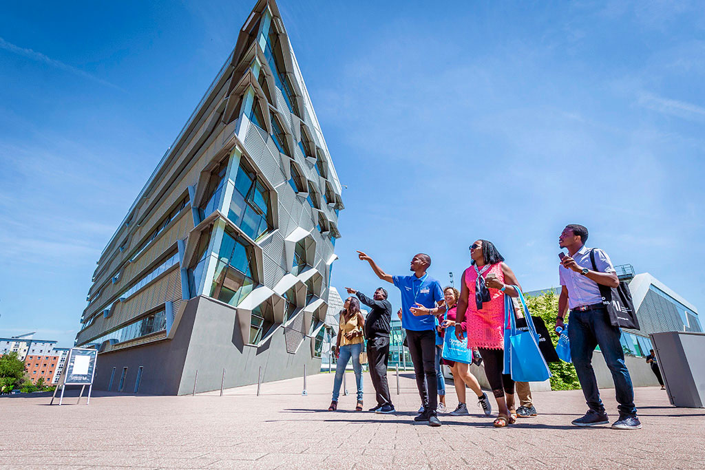 The faculty of Engineering, Environment and Computing | Coventry University