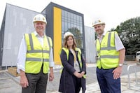 Education Secretary visits Coventry's Scarborough campus