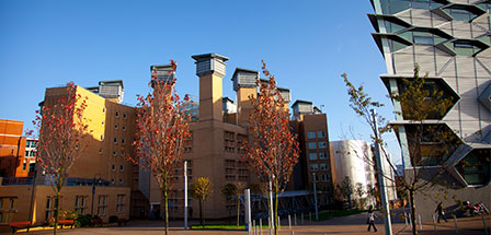 coventry university campus
