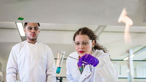 Applied Biosciences Foundation Year