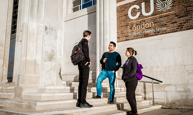 CU London to showcase flexible learning model at UCAS exhibitions
