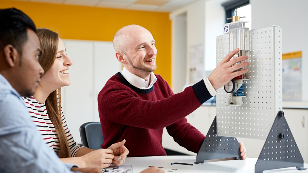 Electro-Mechanical Engineering BEng (Hons) | 2020/21 | CU Scarborough