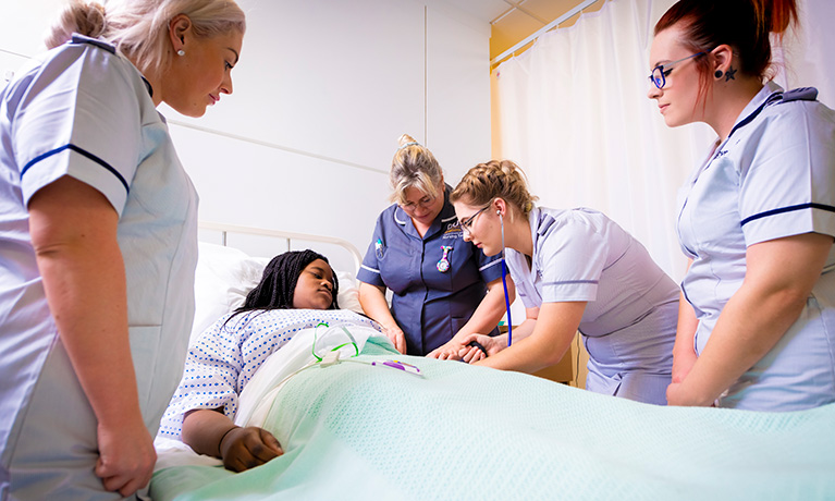 Two-year Nursing Associate Foundation Degree launched