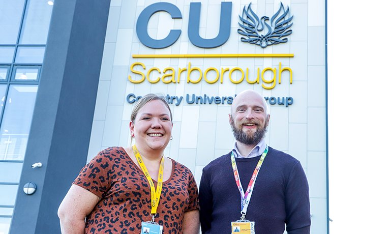 CU Scarborough helps match volunteers to local charities